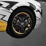 wrong wheel angle